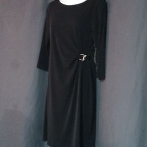 Kim Rogers NWT BLACK Dress